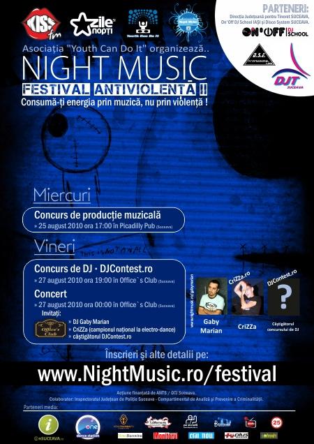 Afişul festivalului
